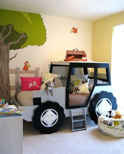 Kinderzimmer Traktor by Traktor Themed Schlafzimmer Schlafzimmer Kinderzimmer
