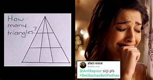 Sonam Miserably Failed To Answer A Simple Mathematics Questions  Twitter Trolled Her Brutally