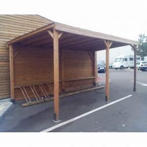 Range Bois Exterieur : abri range v los ~ Edinachiropracticcenter.com Idées de Décoration