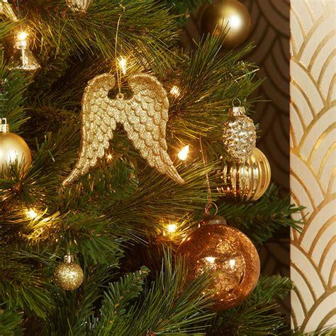 festive glamour christmas theme poundland