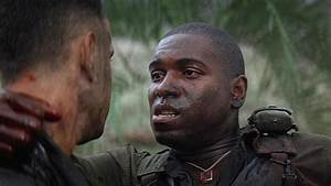 """Mykelti Williamson - Then - """"Forrest Gump"""" 20 years later ..."""