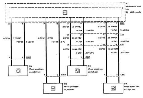 Ford Abs Wiring Diagram Camizu