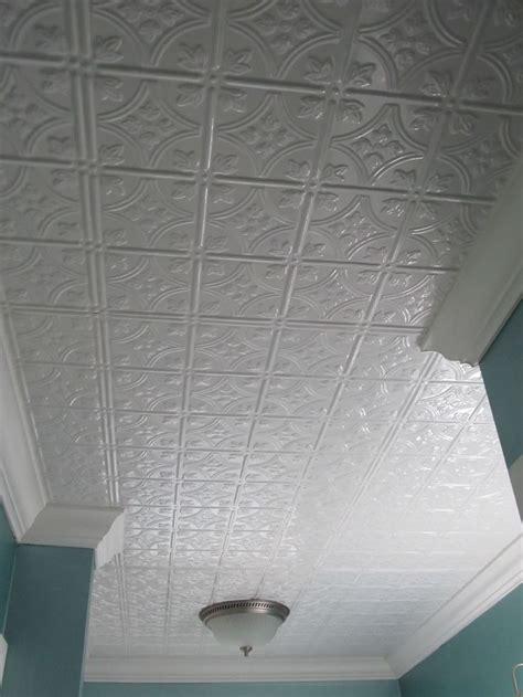 ceiling tiles ideas  pinterest basement