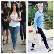 Kim Kardashian Skinny Jeans