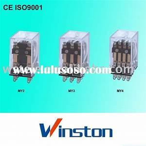 Omron Relay My4n Wiring Diagram  Omron Relay My4n Wiring