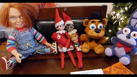 Halloween With Chucky And Fnaf