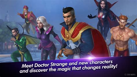 Marvel Future Fight Mod Unlimited  Android Apk Mods