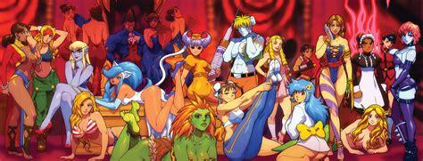 Street Fighter vs Darkstalkers - Midnight Bliss