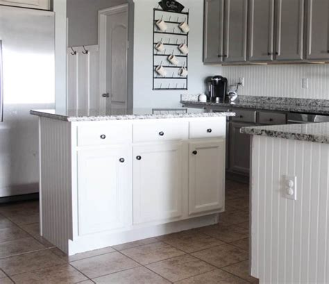 laminate cabinet paint a year in review of how i painted my laminate cabinets