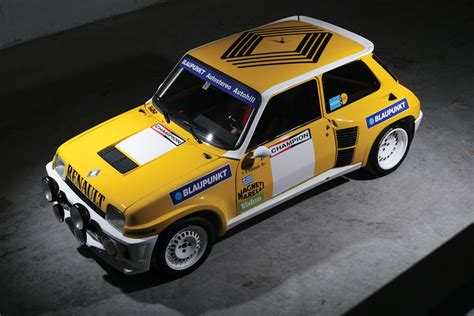 renault r5 turbo 1980 renault 5 turbo