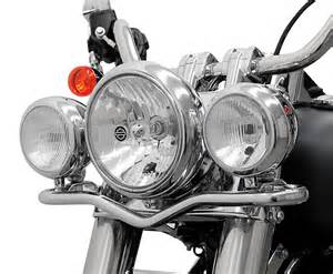 light bar fehling for harley davidson fat boy flstf 07 15