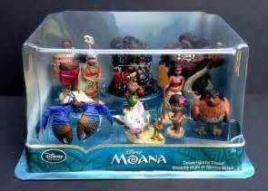 Moana Disney Store Figures for Cakes