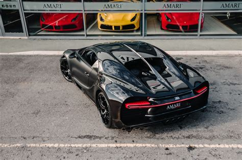 If i could buy the bugatti chiron sport again, i would obviously love to get another one, because the car is truly a sensation and i have been absolutely impressed i don't know when i will be able to get a bugatti chiron for myself, but i can say with pride that i have driven this beast not once, but twice. 2020 (20) BUGATTI CHIRON SPORT Noire Edition For Sale in Preston - Amari Super Cars GB