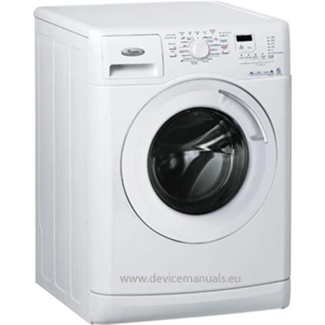 lave linge whirlpool awoe 9411 mode d emploi mode d emploi devicemanuals