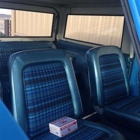 blue explorer seat covers front  bronco hut
