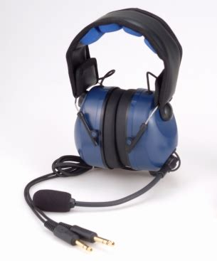 Airboat Intercom Headsets by Ear Muffs Southern Airboat