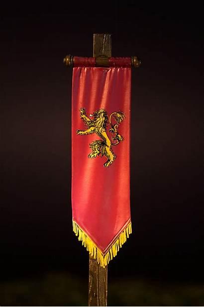 Banner Lannister Got Construction Pack Thrones Support