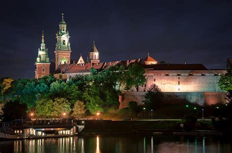 polish wawel castle krakow poland vistula wallpapers