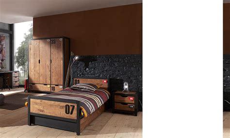 rangement chambre ado chambre adolescent complète contemporaine industry