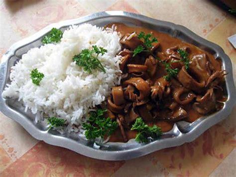 cuisiner l encornet recette d 39 encornets à l 39 armoricaine