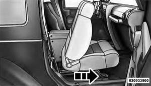 Front Passenger Easy Entry Seat  U2014 Two