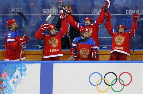 SOK anulē Krievijas sieviešu izlases rezultātus un atstādina sešas hokejistes - Hokejs ...