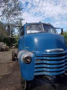 1950 Chvey Cab Over For Sale  K Pickup 3500