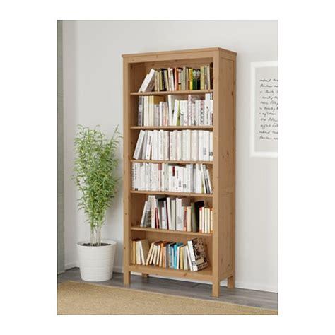 ikea hemnes bookcase hemnes bookcase light brown 90x197 cm ikea