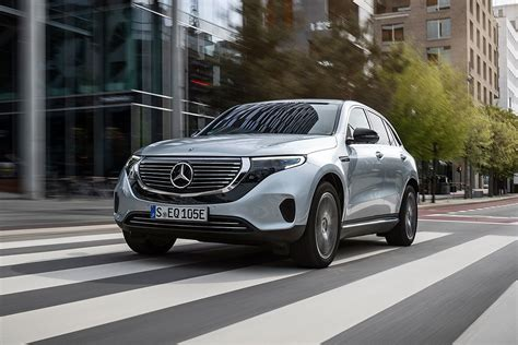 All of these pieces help the eqc cut through the air as efficiently as possible. Mercedes EQC 400 4Matic (2019) - Bilder - autobild.de