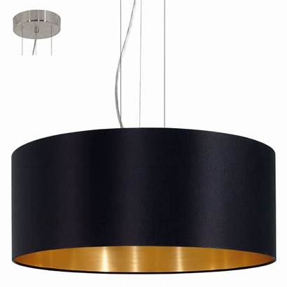 Pendant Eglo Maserlo Glossy Shade Gold Lights