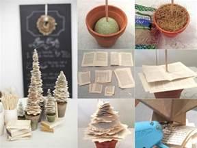 weihnachtsdeko 2015 selber machen weihnachtsdeko selber basteln aus papier mit anleitung