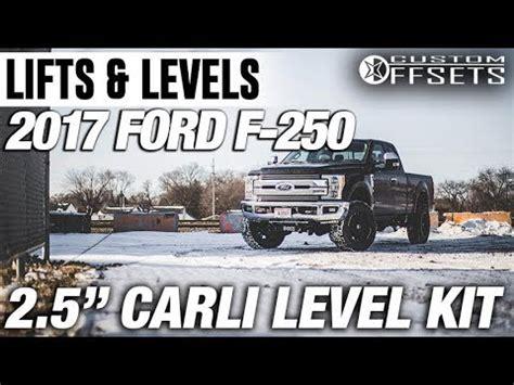 lifts levels  carli commuter leveling kit