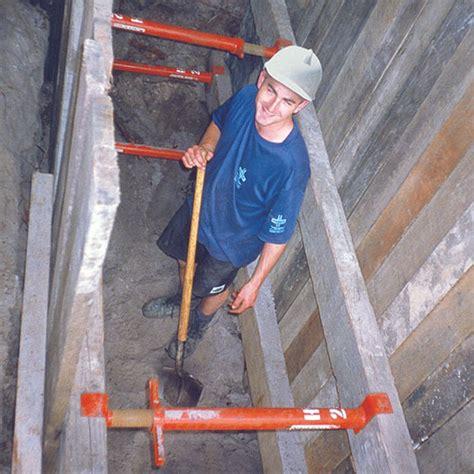 timber shoring hire