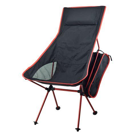 chaise pliante pêche cing randonnée jardinage seat