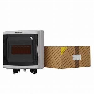 Solar Combiner Box Pv Dc 1000v 8