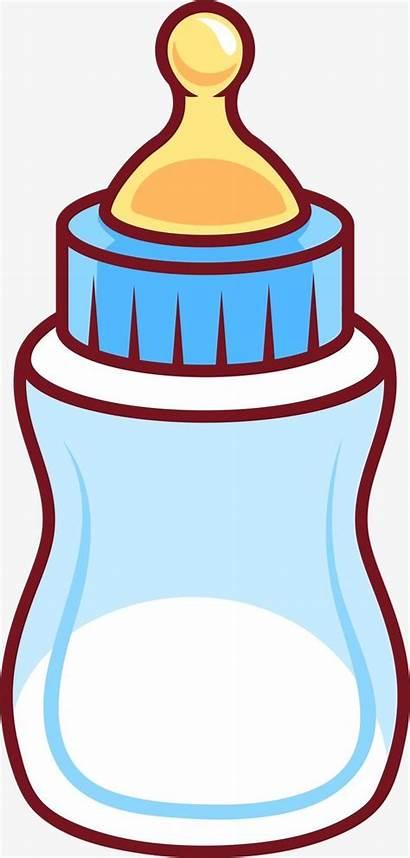 Bottle Clipart Milk Clip Bottles Transparent Feeding