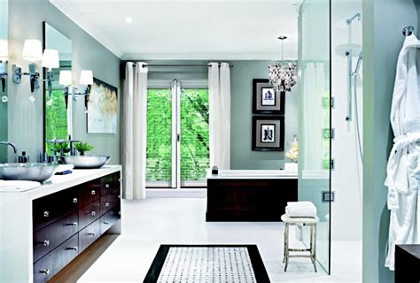 master bathroom  candice olson luxe access
