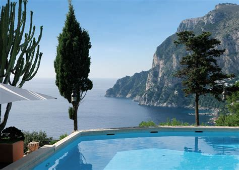 Hotel Punta Tragara Capri   iDesignArch   Interior Design