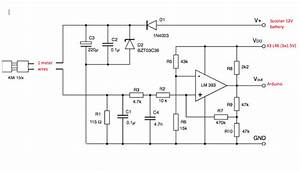 Wiring Diagram For Vehicle Wss  Abs Sensor