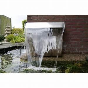 Lame D Eau Bassin : lame d 39 eau nevada 60 inox achat vente bassin d ~ Premium-room.com Idées de Décoration