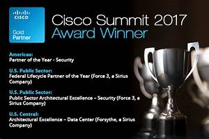 Sirius Receives Four Awards at Cisco Partner Summit 2017 ...