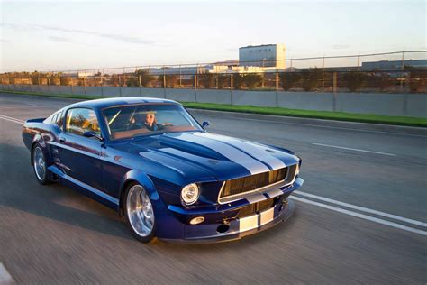 Purpose-built 1967 Mustang Fastback Built To Stomp First