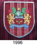 Burnley - Historical Football Kits