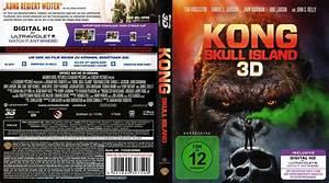 Kong Skull Island 3D Blu Ray Cover German Deutsch German