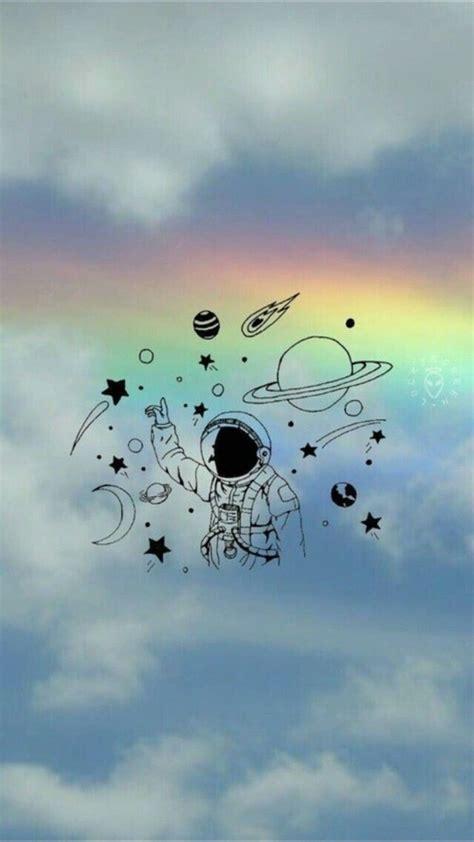 aesthetic rainbow background aesthetic iphone wallpaper