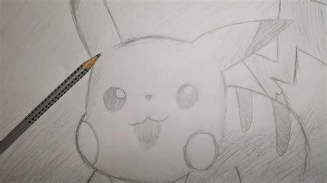 zeichnen ideen anfänger pikachu zeichnen malen f 252 r anf 228 nger