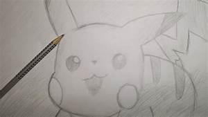 Zeichnungen Mit Bleistift Für Anfänger : pokemon pikachu zeichnen malen f r anf nger youtube ~ Frokenaadalensverden.com Haus und Dekorationen