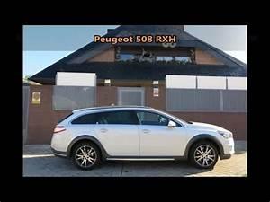 Peugeot 508 Rxh Hybrid4 : peugeot 508 rxh hybrid4 prueba en portalcoches youtube ~ Medecine-chirurgie-esthetiques.com Avis de Voitures