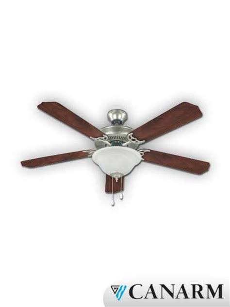 canarm ceiling fan remote cq002 canarm baylor series 52 quot ceiling fan brushed nickel