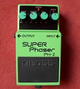 Boss Ph-2 Super Phaser Image   145828
